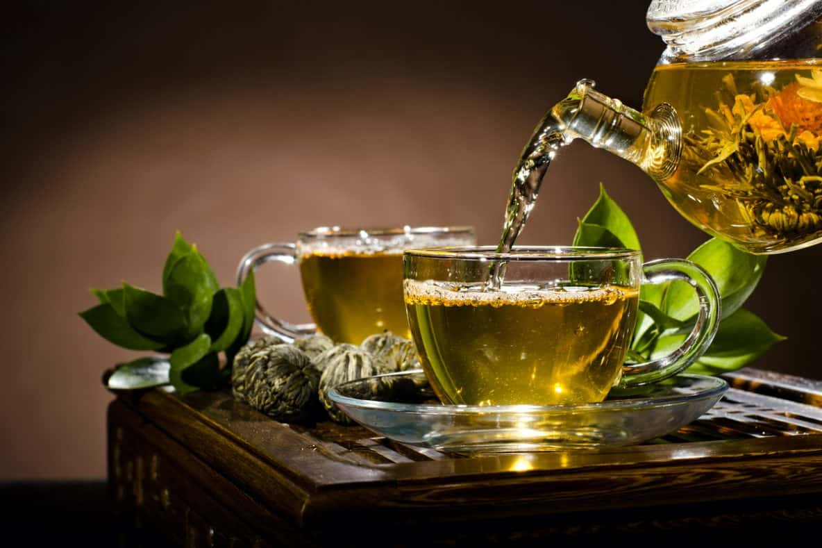 Green Tea for Reducing Oxidative Stress and Muscle Soreness