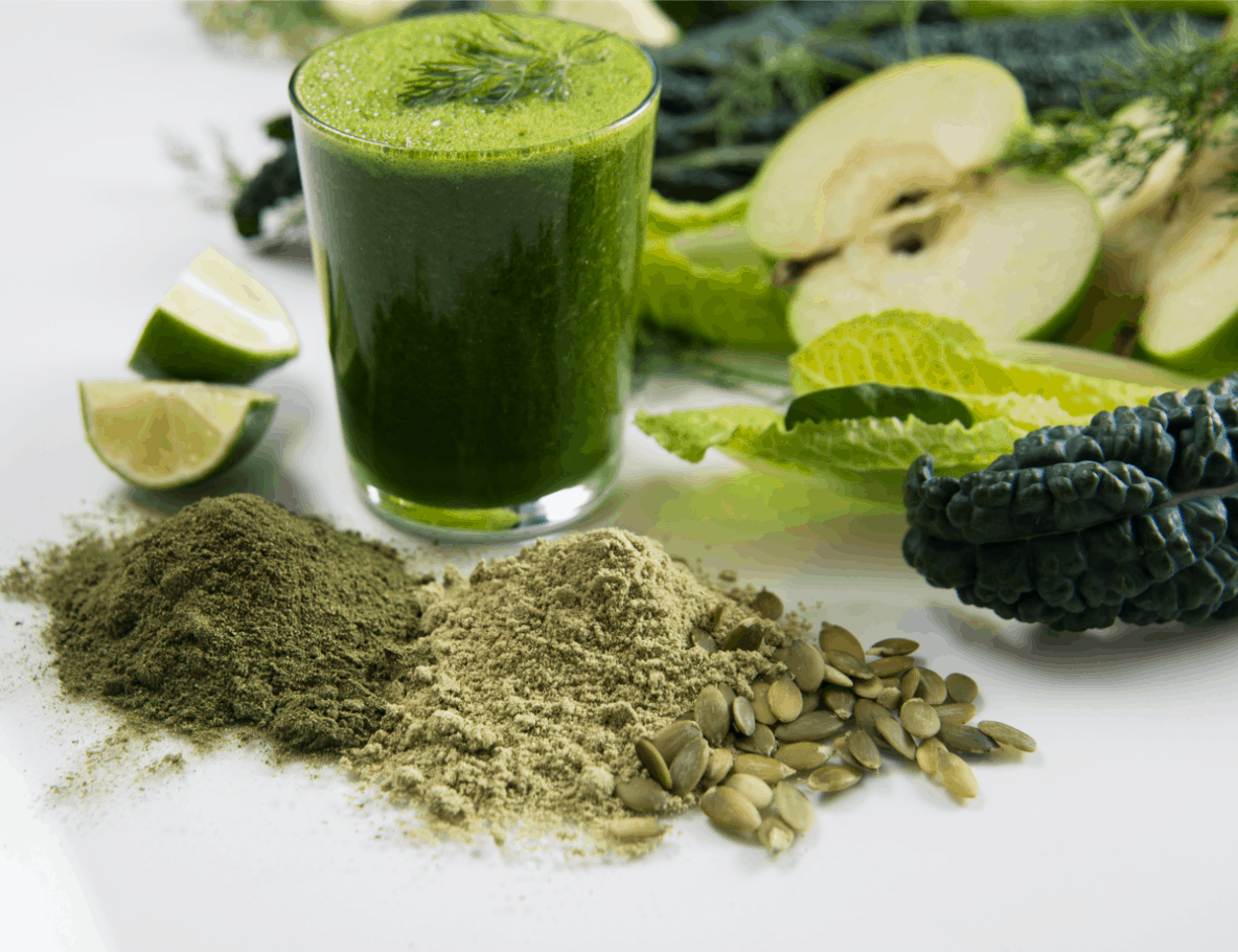 Greens Supplements – A Replacement for Fruit and Vegetables?